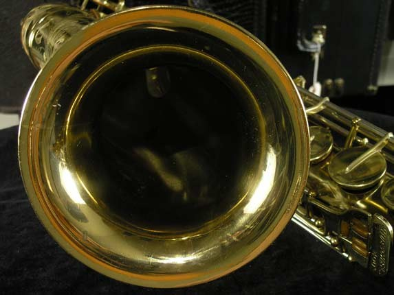 Buescher Lacquer 400 Top Hat & Cane Tenor - 345984 - Photo # 10