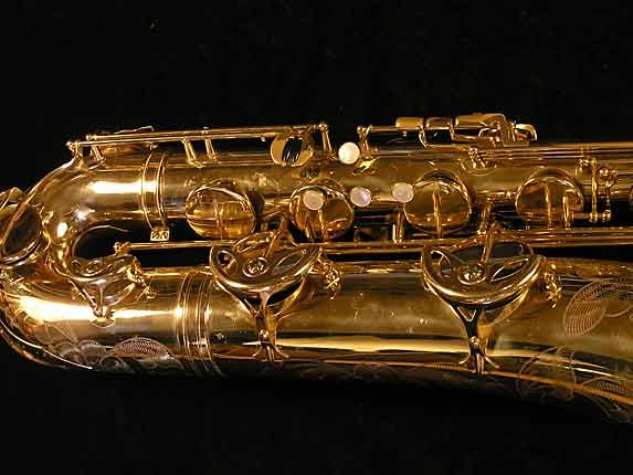 Selmer Lacquer Mark VI Baritone - 248056 - Photo # 3