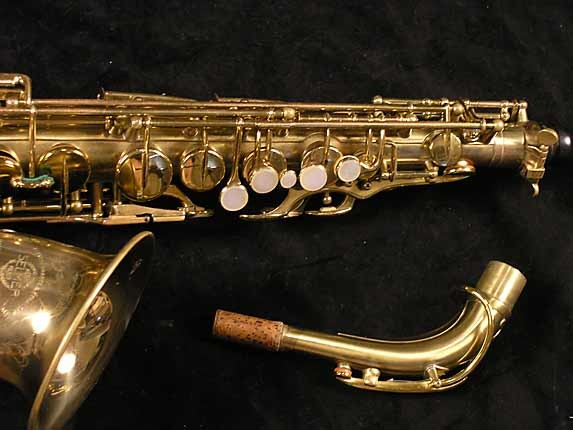 "Selmer Balanced Action ""Dorsey"" Series II Alto - 27426 - Photo # 4"