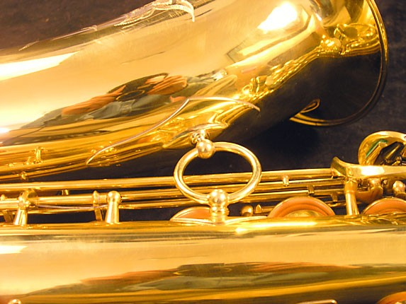 Selmer Gold Plate Super Balanced Action Tenor - 51584 - Photo # 12