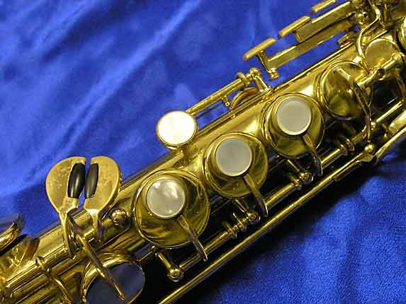 Selmer Lacquer Mark VI Soprano - 105987 - Photo # 10