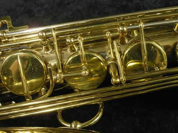 Selmer Lacquer Mark VI Tenor - 143923 - Photo # 16
