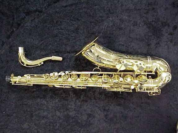 Selmer Gold Plate Mark VI Tenor - 92651 - Photo # 1
