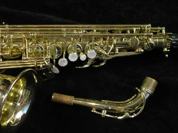 Selmer Lacquer Super Action 80 serie III Alto - 602833 - Photo # 3