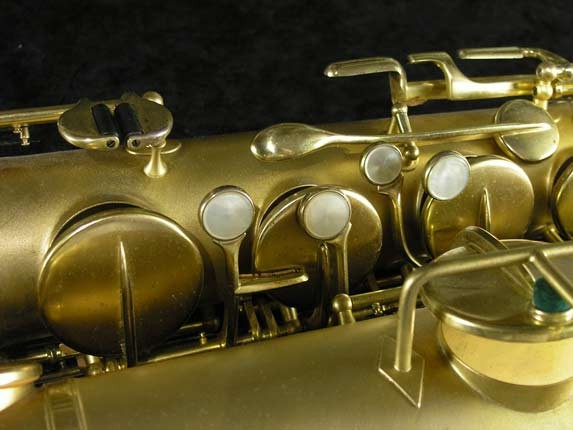 Buescher Gold Plate True Tone Tenor - 211585 - Photo # 8