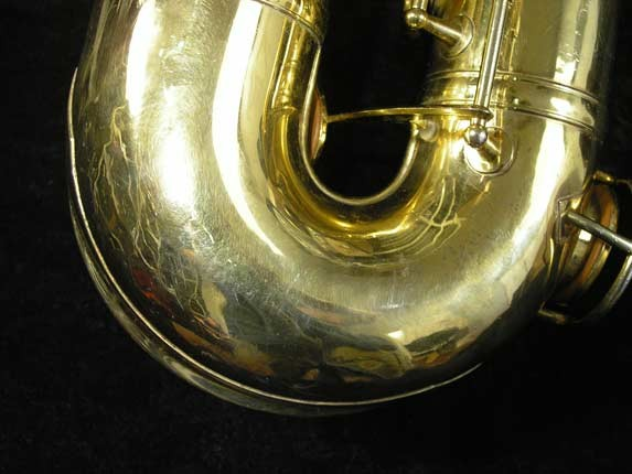 King Gold Plate Zephyr Tenor - 281276 - Photo # 18