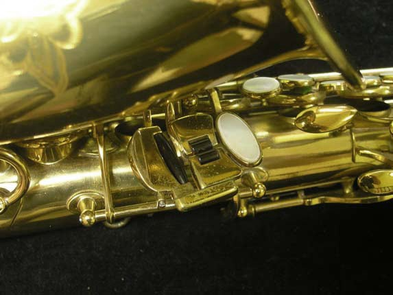 Selmer Lacquer Low A Mark VI Alto - 146156 - Photo # 9