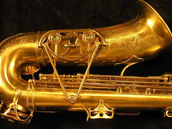 "Selmer Balanced Action ""Dorsey"" Series II Alto - 27426 - Photo # 5"