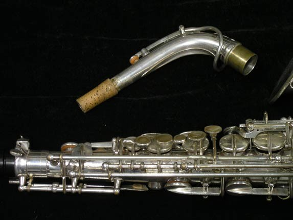Selmer Silver Super Balanced Action Alto - 45550 - Photo # 2