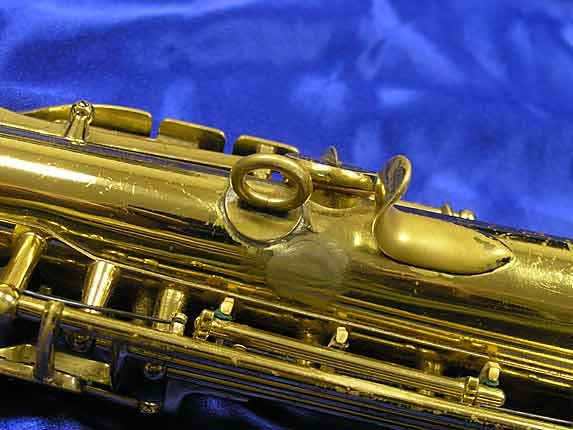 Selmer Lacquer Mark VI Soprano - 105987 - Photo # 11