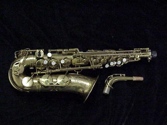 Selmer Lacquer Mark VI Alto - 109326 - Photo # 1