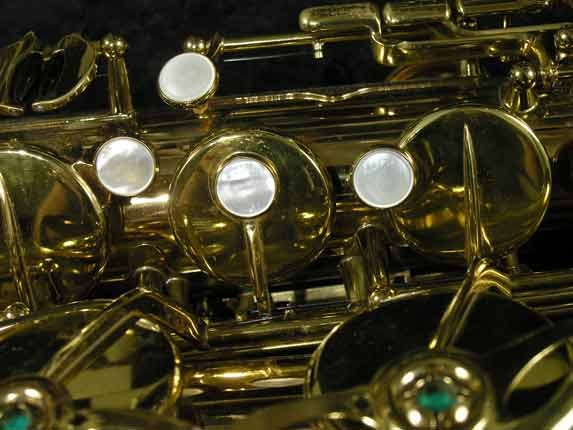 Selmer Lacquer Mark VI Tenor - 143923 - Photo # 17