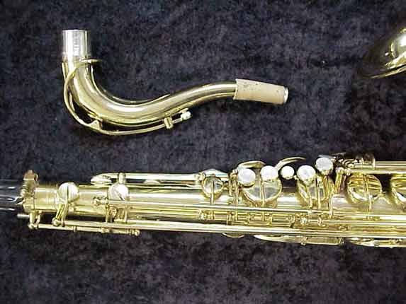 Selmer Gold Plate Mark VI Tenor - 92651 - Photo # 2