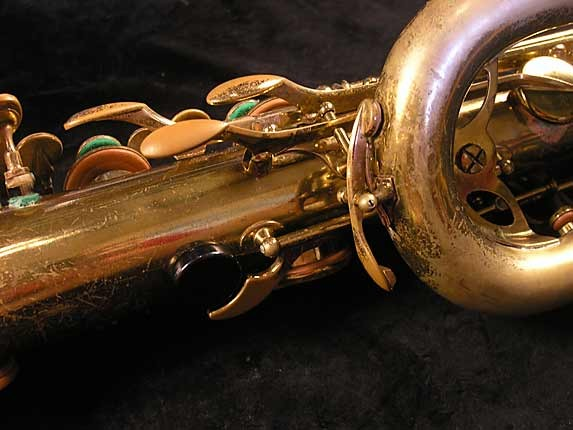 Selmer Lacquer Mark VI Baritone - 100476 - Photo # 10