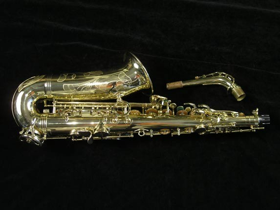 Selmer Lacquer Super Action 80 serie III Alto - 602833 - Photo # 4