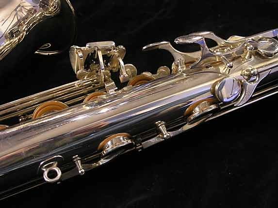 Yanagisawa Silver Plate T-991 Tenor - 00249246 - Photo # 9