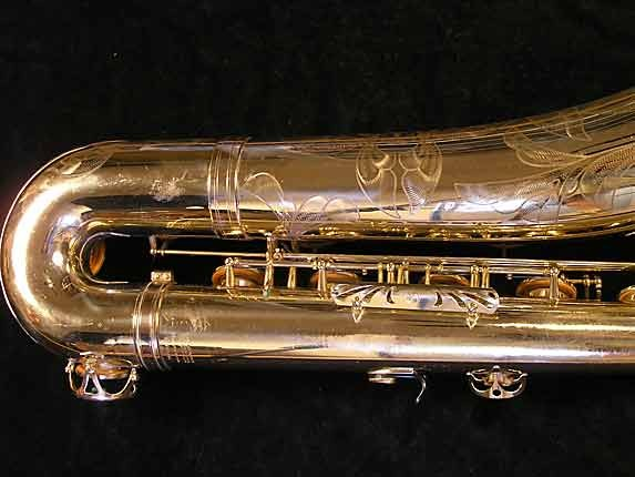 Selmer Lacquer Mark VI Baritone - 248056 - Photo # 5