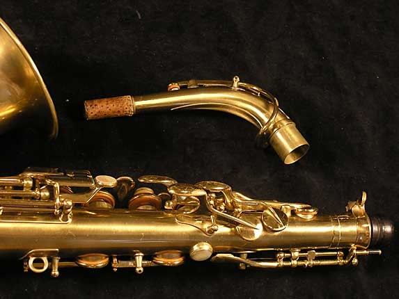 "Selmer Balanced Action ""Dorsey"" Series II Alto - 27426 - Photo # 6"