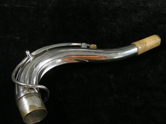 Selmer Silver Super Balanced Action Tenor - 50980 - Photo # 31