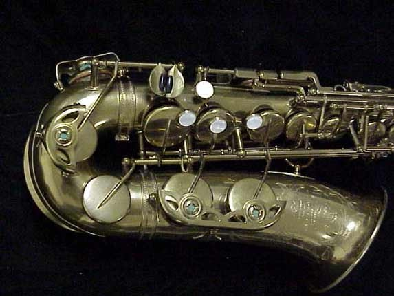 Selmer Lacquer Mark VI Alto - 109326 - Photo # 2