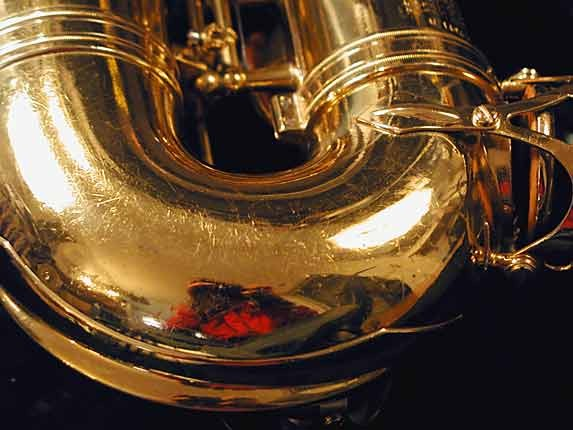 Selmer Lacquer Mark VI Alto - 149473 - Photo # 8