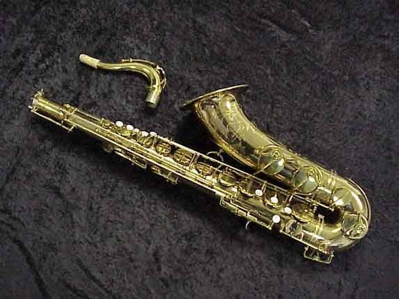 Selmer Lacquer Mark VI Tenor - 115991 - Photo # 1