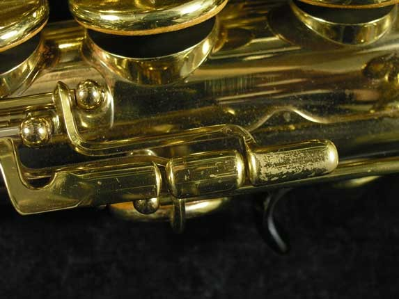 Selmer Lacquer Mark VI Tenor - 143923 - Photo # 18
