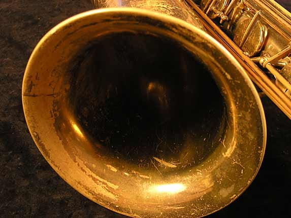Selmer Lacquer Mark VI Baritone - 100476 - Photo # 11