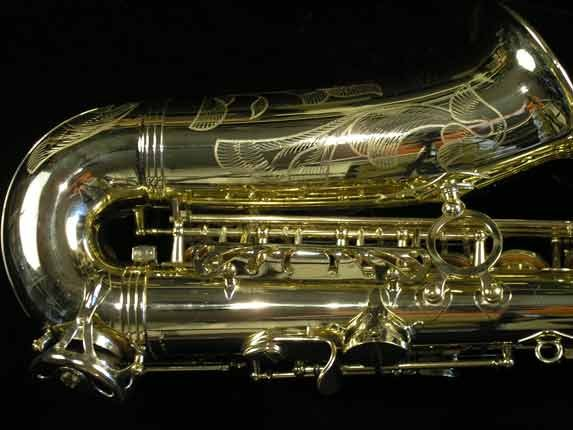 Selmer Lacquer Super Action 80 serie III Alto - 602833 - Photo # 5