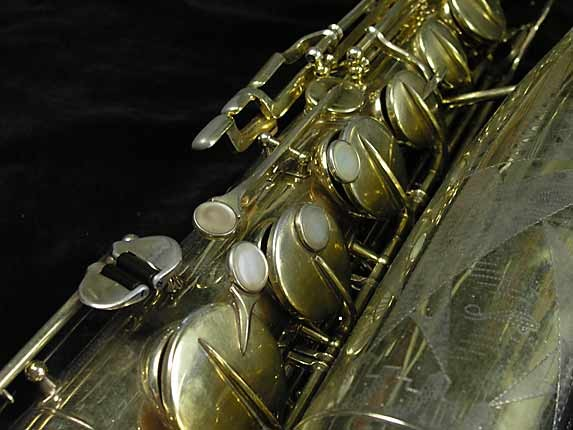 Martin Gold Plate Handcraft Committee Tenor - 124804 - Photo # 13