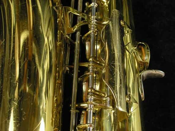 King Lacquer-Sterling Neck Super 20 Alto - 415043 - Photo # 18
