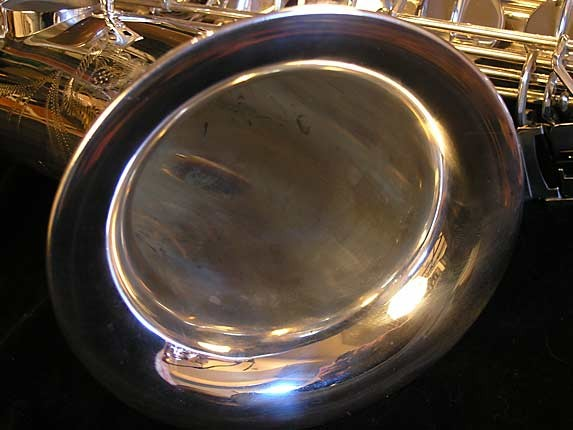 Yanagisawa Silver Plate T-991 Tenor - 00249246 - Photo # 10