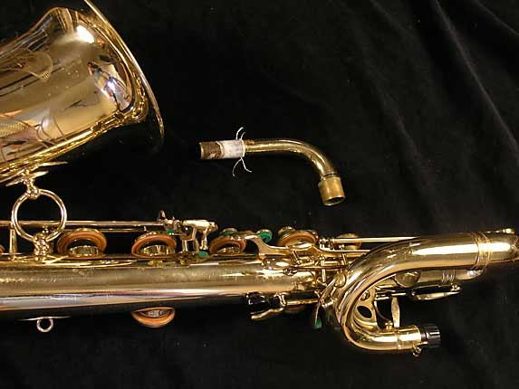 Selmer Lacquer Mark VI Baritone - 248056 - Photo # 6