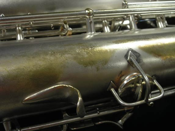 Conn Silver Plate 12M Baritone - 272488 - Photo # 18