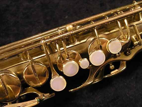 "Selmer Balanced Action ""Dorsey"" Series II Alto - 27426 - Photo # 7"