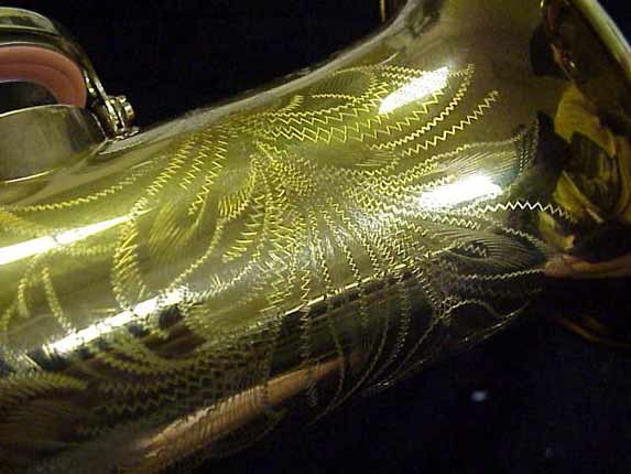 Selmer Lacquer Mark VI Alto - 79741 - Photo # 11