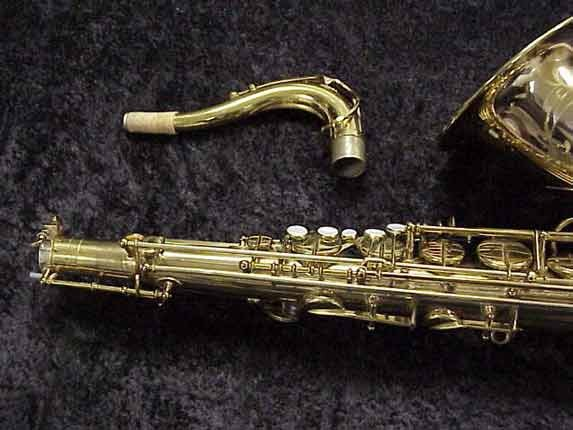 Selmer Lacquer Mark VI Tenor - 115991 - Photo # 2