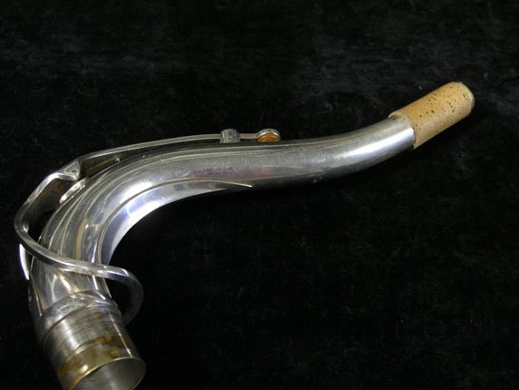 Selmer Silver Plate Mark VI Tenor - 63779 - Photo # 28