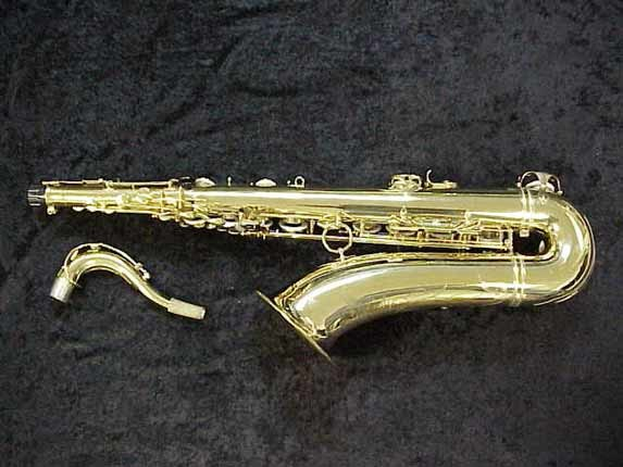 Selmer Gold Plate Mark VI Tenor - 92651 - Photo # 4
