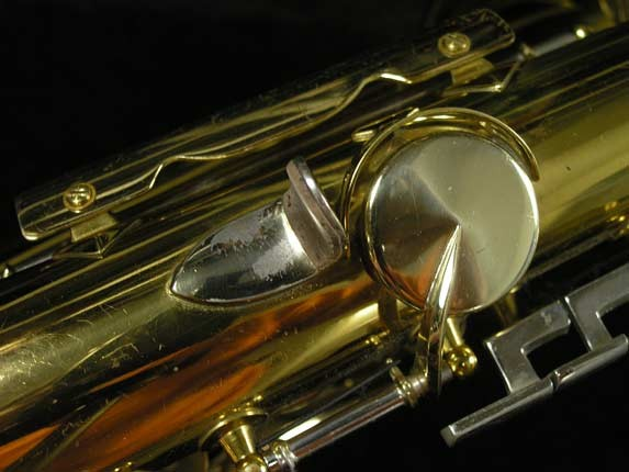 King Lacquer-Sterling Neck Super 20 Alto - 415043 - Photo # 19