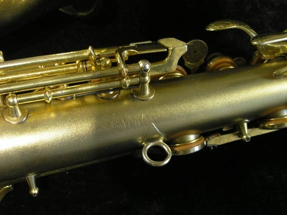 Conn Gold Plate Transitional Alto - 235770 - Photo # 17