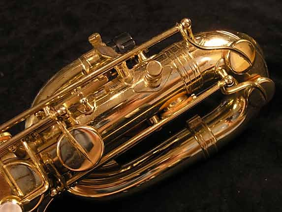 Selmer Lacquer Mark VI Baritone - 248056 - Photo # 7
