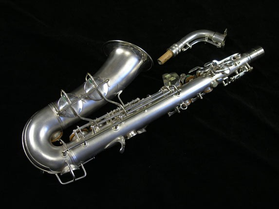 Conn Silver Plate Transitional 6M Alto - 257986 - Photo # 4