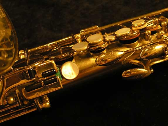 "Selmer Balanced Action ""Dorsey"" Series II Alto - 27426 - Photo # 8"