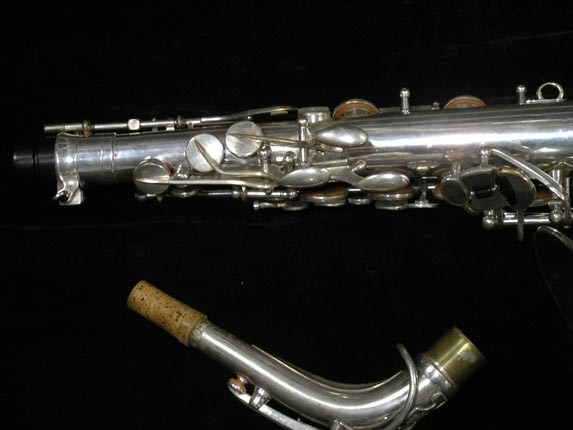 Selmer Silver Super Balanced Action Alto - 45550 - Photo # 5