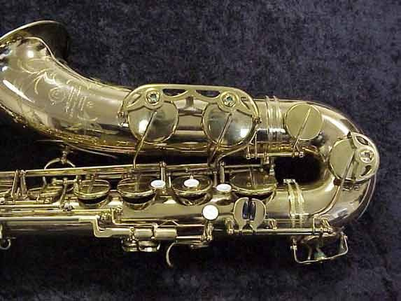 Selmer Lacquer Mark VI Tenor - 115991 - Photo # 3