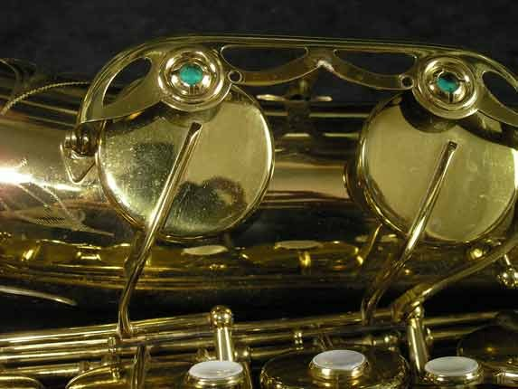 Selmer Lacquer Mark VI Tenor - 143923 - Photo # 20