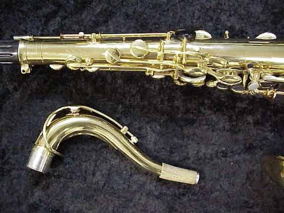 Selmer Gold Plate Mark VI Tenor - 92651 - Photo # 5