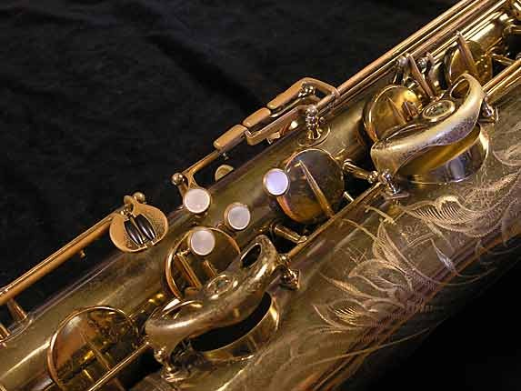 Selmer Lacquer Mark VI Baritone - 100476 - Photo # 13