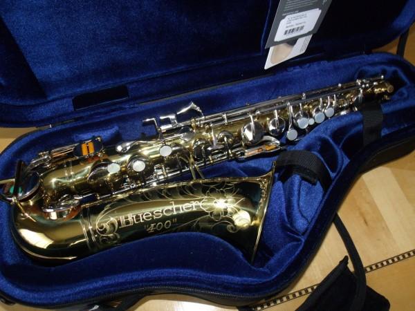buescher 400 trumpet serial numbers